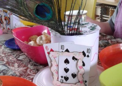 Kids Club Mad Hatter's Hat Creations